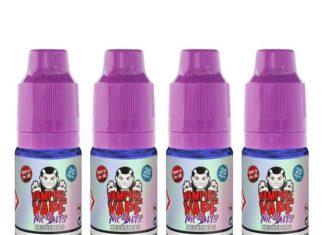 Heisenberg Nic Salt E-Liquid by Vampire Vape Review