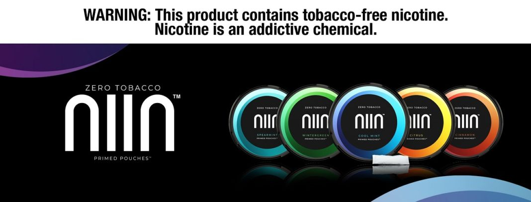 A Closer Look At The Tobacco Free Nicotine Pouches by NIIN
